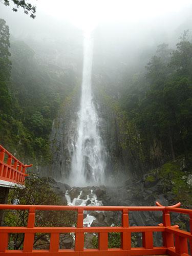 12那智の滝