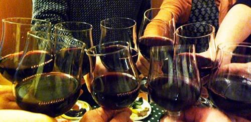 13赤ワイン