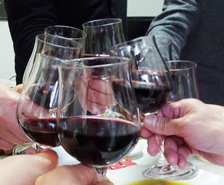 16赤ワイン