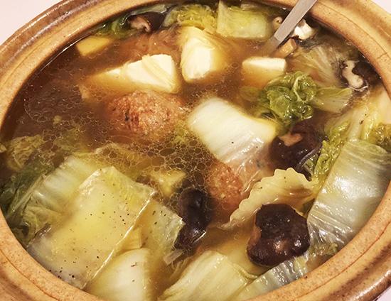 09肉団子鍋
