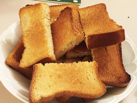 玄米トースト