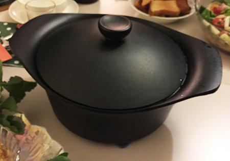 柳宗理の南部鉄鍋