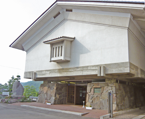 佐久市立天来記念館